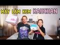 REVIEW MÁY LÀM KEM KAHCHAN- SONG THƯ CHANNEL