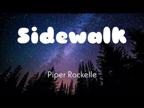 Piper Rockelle - SideWalk Lyrics