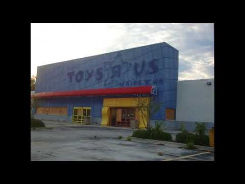 Toys R Us What Happened?