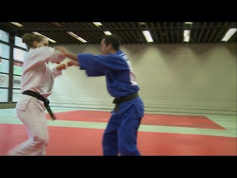 Judo - der Aspekt der Selbstverteidigung