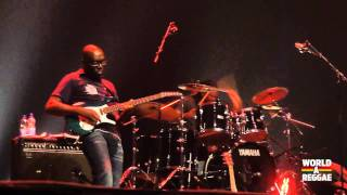 Duane Stephenson Live Ahoy - Rotterdam Reggae Festival 2011