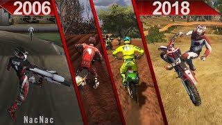 Evolution of MX vs. ATV Graphics on PC (2006 - 2018) | ULTRA