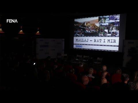 U Sarajevu Prikazan Dokumentarni Film 'Maglaj-Rat I Mir'
