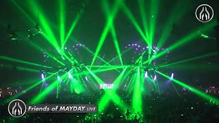 * True Rave * MAYDAY 2017 * Friends of Mayday LiVE SET - [ TechnoLoggia ]