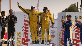 Cyprus Rally 2017 - ERC2 Highlights LEG2