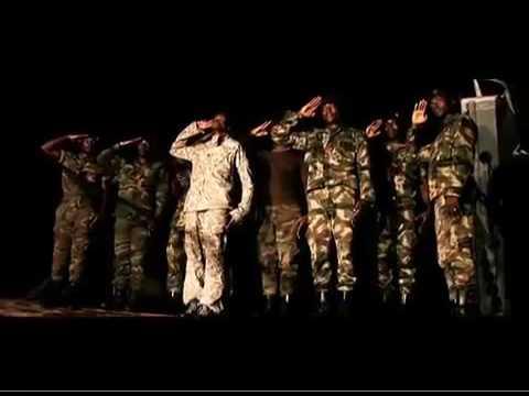 Debordo Leekunfa - American Soldier