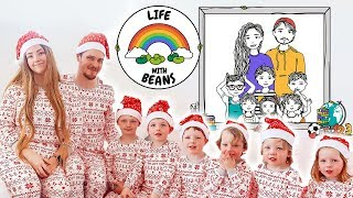 Life with Beans *New Intro Video* Large Family Vloggers