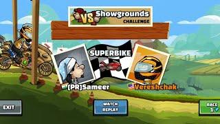 Hill Climb Racing 2 - Vereshchak VS [PR]Sameer PART #2 GamePlay