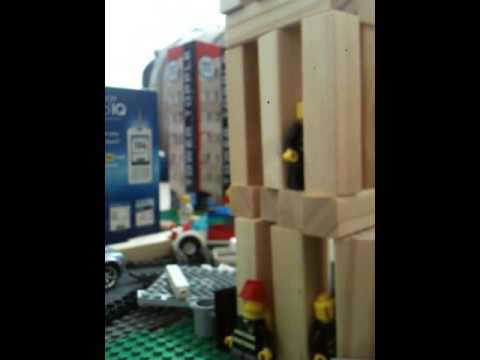 Lego 1st World Trade Center collapse - YouTube