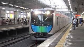西武40000系41004F秋津駅高速通過
