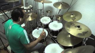 Holy Diver   Dio   Drum Cover by Gilberto HerediaCerda