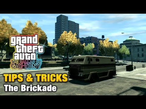 GTA: The Ballad Of Gay Tony - Tips & Tricks - The Brickade