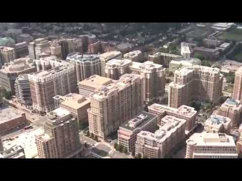 Arlington County from the Air