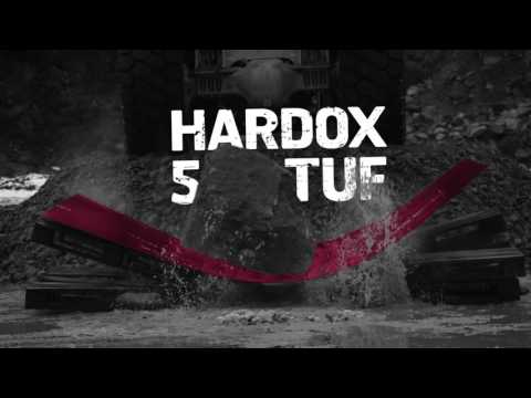 SSAB Hardox 500 Tuf prelaunch