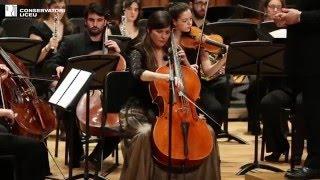 Haydn -Concert per a violoncel i orquestra en Re major