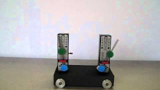 Synchronization of Mechanical Oscillators
