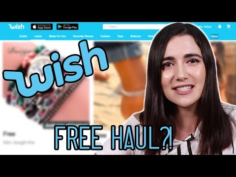 "Thumbnail: I Ordered The First 5 ""Free"" Things From Wish"