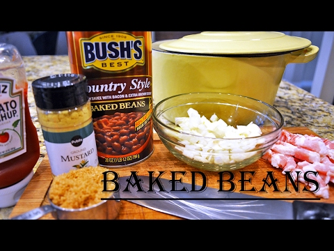 BAKED BEANS RECIPE: TURN CANNED INTO WOW! - COOKING ESCAPADES