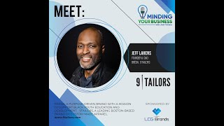 Meet 9Tailors chief marketing officer and Bréda founder, Jeff Lahens