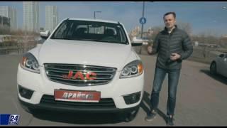 Jac T6.  Тест-драйв пикапа казахстанской сборки