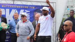 IS THAT ALL YOU GOT!?? - ILLUNGA MAKABU TAUNTS PRO BELLEW CROWD IN LIVERPOOL / REAL LIFE ROCKY STORY