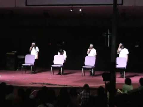 Christian Skit from Alive Deep Calls to Deep rally