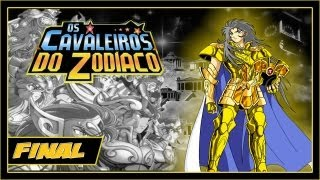 Os Cavaleiros do Zodiaco Ep 13 - FINAL EMPOLGANTE!