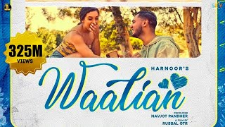 Waalian : Harnoor (Full Song) Gifty | The Kidd | Rubbal GTR | Latest Punjabi Song | JattLife Studios