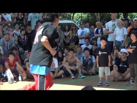 B-Boy Park 2012 U20 Breaking Crew Battle