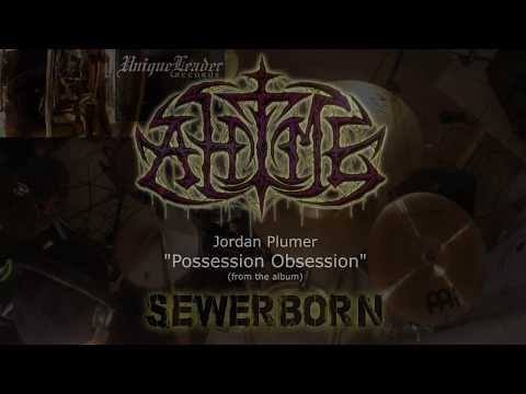 Ahtme - Possession Obsession (DRUM PLAYTHROUGH)