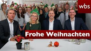WBS wünscht euch Frohe Weihnachten 🎅🏻🎁🎄