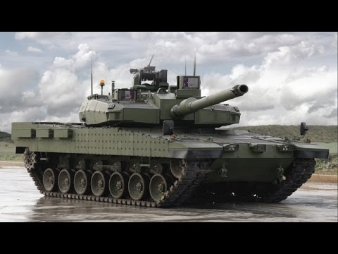 Altay Ana Muharebe Tankının Hikayesi