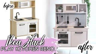 IKEA HACK | PLAY KITCHEN |  Sarah-Jayne Fragola