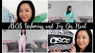 ASOS Unboxing and Try On Haul | Raining Cake Blog
