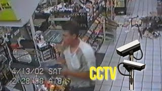 Porn thief - Funny stupid criminal steals porno mags on cam
