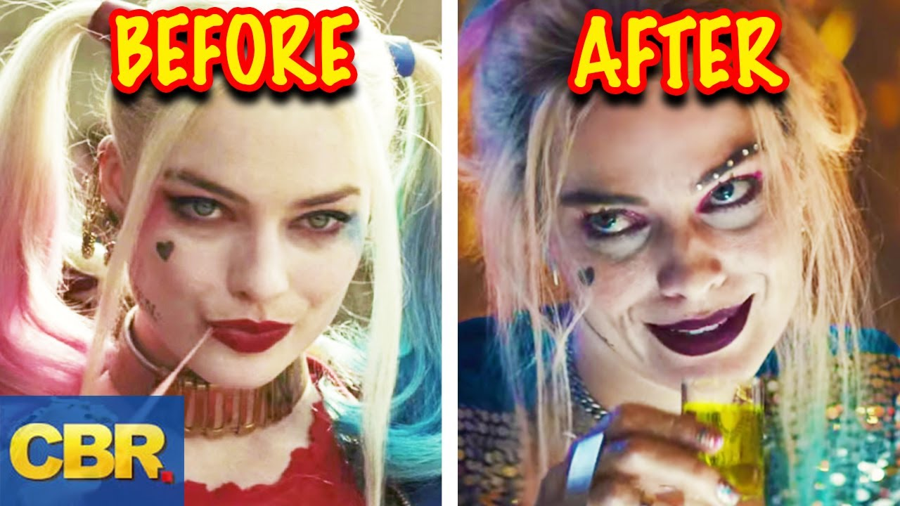 Harley Quinn Changed Big Time In Birds Of Prey Youtube