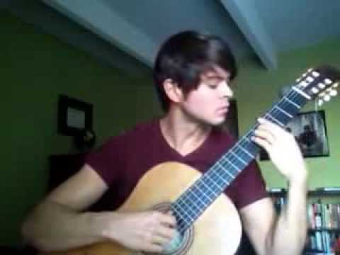 """Married Life"" theme from ""Up"" Classical Guitar"
