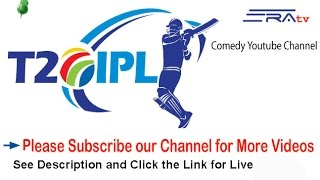 ipl live streaming 2016 sony six live today match