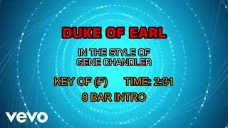 Gene Chandler - Duke Of Earl (Karaoke)