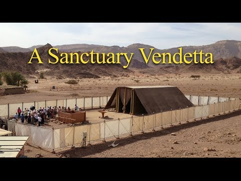 A Sanctuary Vendetta - with Daniel Mesa