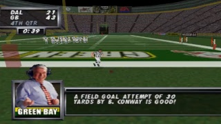 Madden Football 64 Part 5