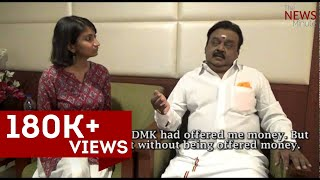 """BJP, AIADMK, DMK offered me money, but I chose PWF"""