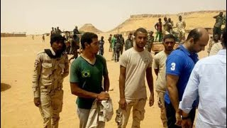جهاز الأمن السوداني يحرر قوة عسكرية مصرية أُختطفت جنوب ليبيا..