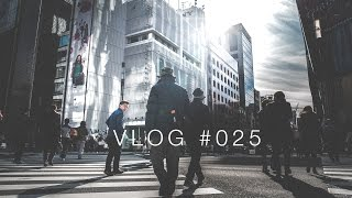 VLOG #025: B Roll from Japan & San Diego