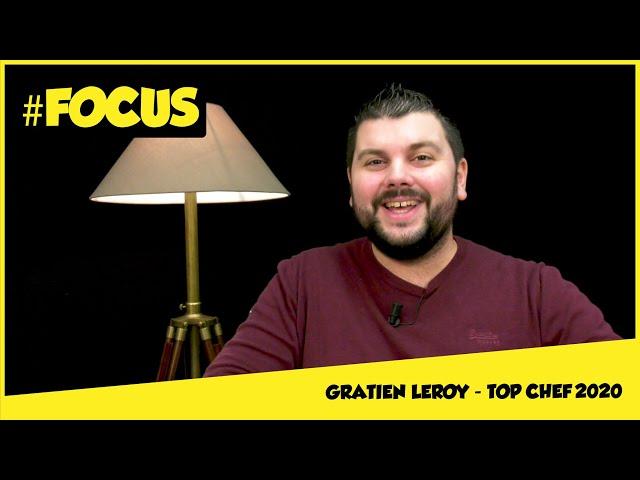 Focus #1 : Gratien LEROY, Gagnant d'Objectif Top Chef