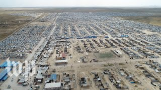 Tension, fear and violence in Syria's al-Hol displacement camp