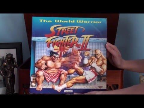 Street Fighter II Vinyl