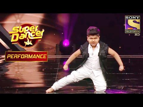 "Arghadeep's Powerful Performance on ""Jiyo Re Bahubali"" | Super Dancer Chapter 3"