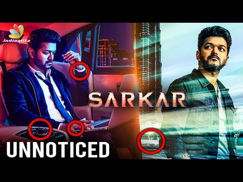 SARKAR : Hidden Things in the First Look | Gopi Prasanna Interview | Vijay's Thalapathy 62 thumbnail