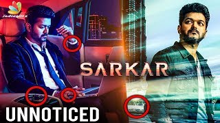 SARKAR : First Look Poster Breakdown | Gopi Prasanna Interview | Vijay